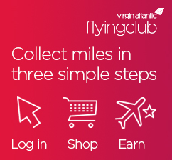 Virgin Atlantic right promo