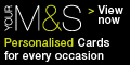Logotype of merchant Marks & Spencer Personalised